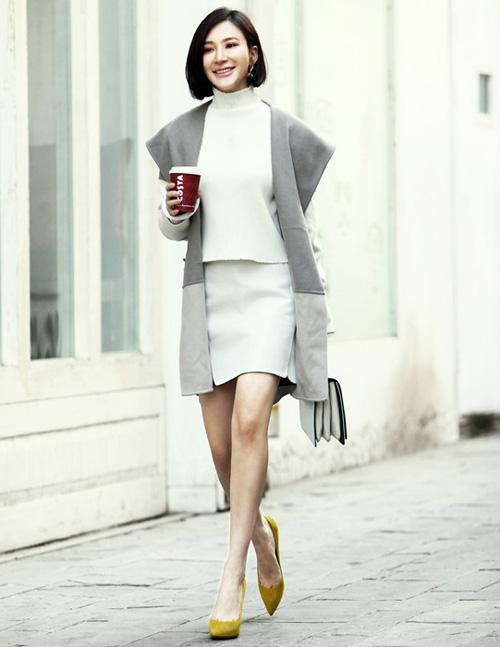 Tạo phong cách quyến rũ cho nữ doanh nhân - 6