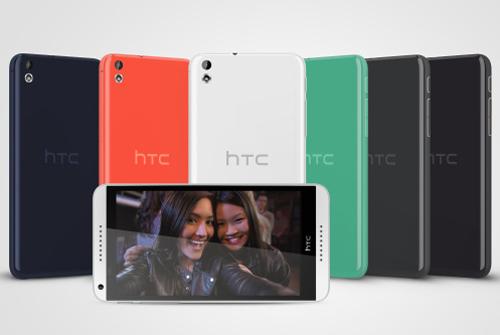 """HTC tung """"dế"""" tầm trung Desire 816 và Desire 610 - 1"""
