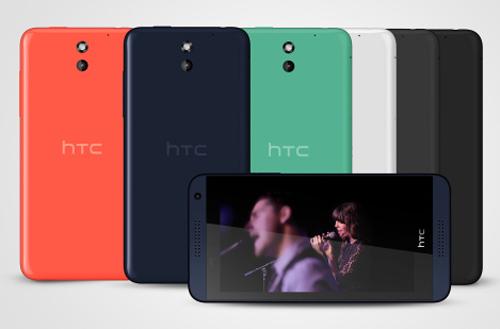 """HTC tung """"dế"""" tầm trung Desire 816 và Desire 610 - 2"""