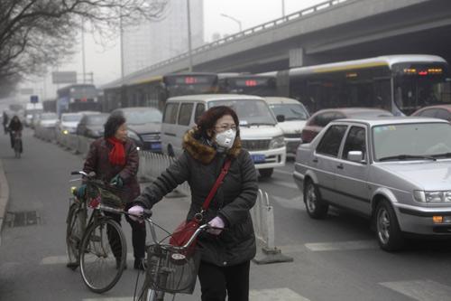 TQ: Dân kiện chính quyền vì bị khói mù vây hãm - 5