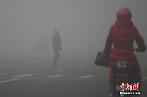 TQ: Dân kiện chính quyền vì bị khói mù vây hãm - 3