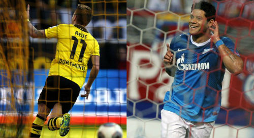 Zenit  – Dortmund: Vượt qua khốn khó - 1