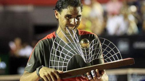 """Tennis 24/7: Nadal như """"hổ mọc thêm cánh"""" - 1"""