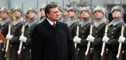 Yanukovych: Từ nguyên thủ tới kẻ sát nhân - 1