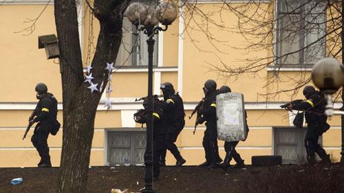 Yanukovych: Từ nguyên thủ tới kẻ sát nhân - 2