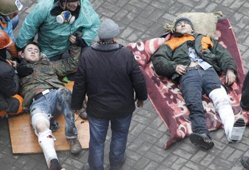 Yanukovych: Từ nguyên thủ tới kẻ sát nhân - 3