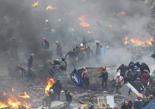Yanukovych: Từ nguyên thủ tới kẻ sát nhân - 6