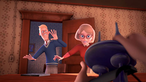 Trailer phim: Meet The Robinsons - 1