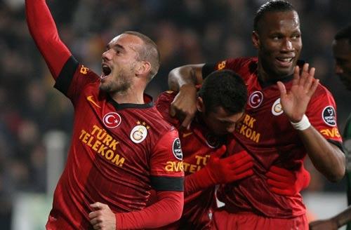 "Istanbul: ""Miền đất dữ"" chờ Chelsea - 1"