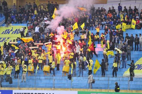 """HN.T&T """"mở hàng"""" ấn tượng tại AFC Cup - 2"""