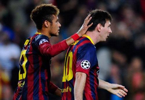 """Ro """"béo"""" bức xúc với Barca về Neymar - 1"""