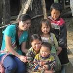 Bạn trẻ - Cuộc sống - Tình nguyện hết mình vì trẻ em miền núi
