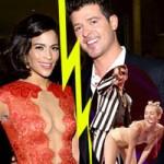 """Ca nhạc - MTV - Robin Thicke ly thân bạn đời """"2 thập kỷ"""""""