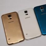 Thời trang Hi-tech - Samsung Galaxy S5 sẵn sàng lên kệ tại Mỹ