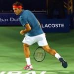 Thể thao - Federer thực hiện tweener lốp bóng ảo diệu