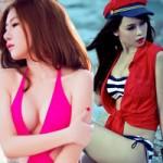 Ngôi sao điện ảnh - 10 hot girl gây sốt khi đóng MV ca nhạc