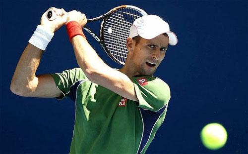 Djokovic - Istomin: Đẳng cấp chênh lệch (V1 Dubai) - 1