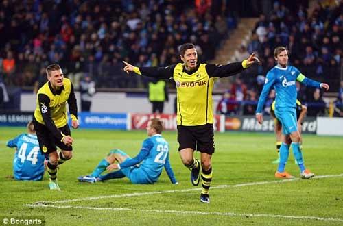 Zenit – Dortmund: Tốc độ chóng mặt - 1