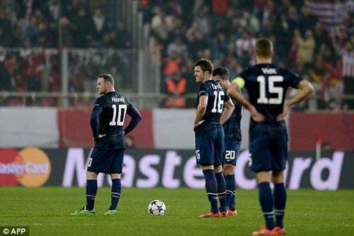 Olympiakos - MU: Chiến thắng không tưởng - 1