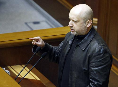 Ukraine báo động trước nguy cơ bị chia đôi - 1