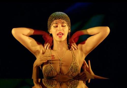 MV ngập tràn cảnh nóng của Beyonce - 7