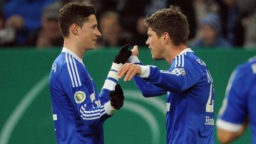 Schalke – Real: Cơn giận của Ronaldo - 2