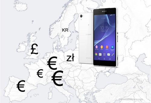 Sony Xperia Z2 cấu hình mạnh, giá mềm - 1