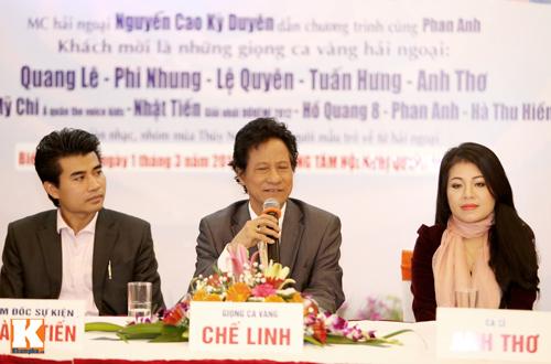 Chế Linh hết lời ca ngợi khán giả Việt - 7