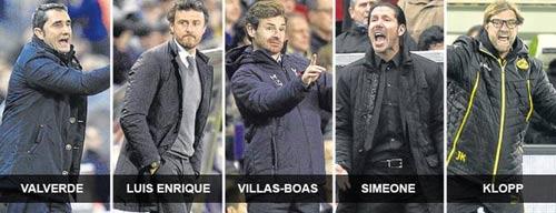 Barca tính mời HLV Atletico thay Martino - 1