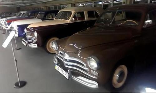 """""""Choáng"""": Tổng thống Ukraina sở hữu 70 chiếc xe """"độc"""" - 14"""