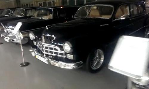 """""""Choáng"""": Tổng thống Ukraina sở hữu 70 chiếc xe """"độc"""" - 7"""