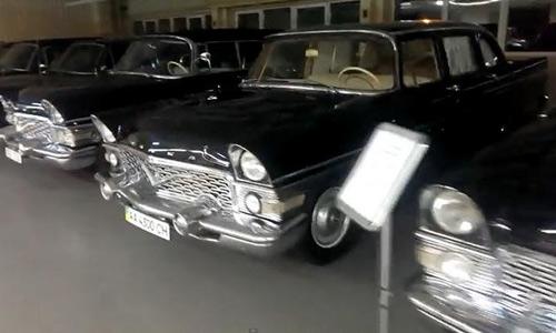 """""""Choáng"""": Tổng thống Ukraina sở hữu 70 chiếc xe """"độc"""" - 8"""