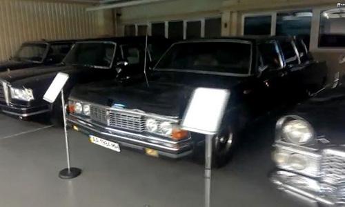 """""""Choáng"""": Tổng thống Ukraina sở hữu 70 chiếc xe """"độc"""" - 9"""