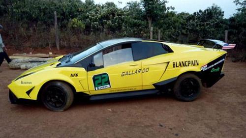 Lamborghini tự chế ở Đắk Nông được rao giá 130 triệu - 1
