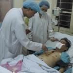 Sức khỏe đời sống - Cứu sống bệnh nhân bị vỡ thành tim
