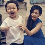 Ngôi sao điện ảnh - Con trai ngộ nghĩnh của Trương Quỳnh Anh