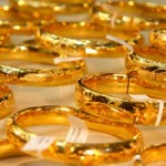 Tài chính - Bất động sản - Giá vàng đang tăng chậm