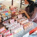 Thị trường - Tiêu dùng - Trứng gia cầm đang bị làm giá?