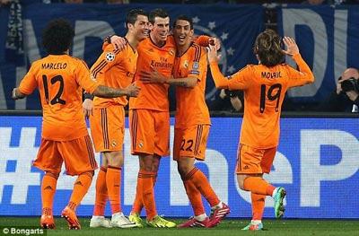 TRỰC TIẾP Schalke - Real: Bàn danh dự (KT) - 4