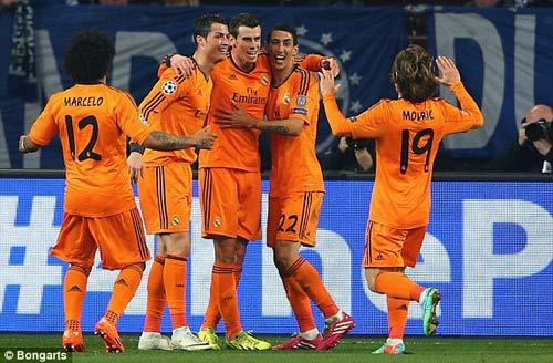 Schalke – Real: Bầu trời sụp đổ - 1