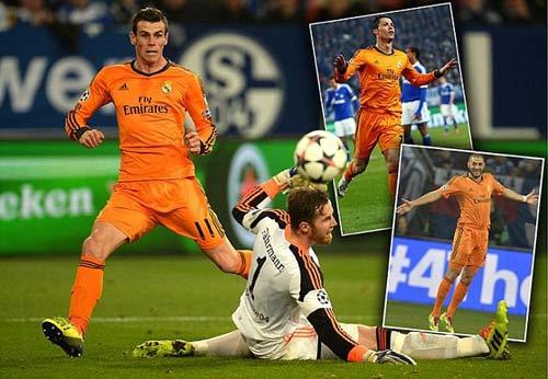 Real đại thắng, thầy trò Ancelotti mãn nguyện - 1