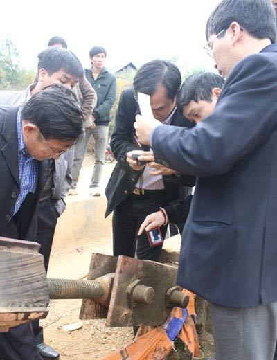 Sập cầu ở Lai Châu: Những phát hiện ban đầu - 1