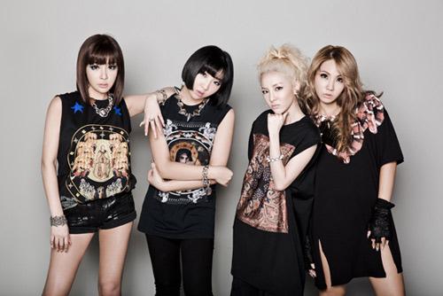 Đã tai nghe 3 ca khúc mới thống trị của 2NE1 - 2