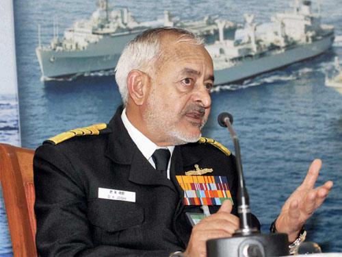 """Ấn Độ """"trảm tướng"""" sau vụ cháy tàu ngầm - 1"""