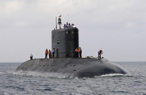 """Ấn Độ """"trảm tướng"""" sau vụ cháy tàu ngầm - 2"""