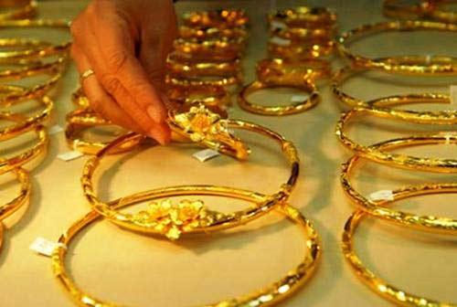 Giá vàng đang đuối sức - 1