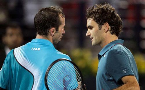 Federer thất vọng vì màn trình diễn không tốt - 1