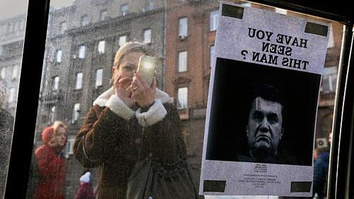 Rộ tin đồn ông Yanukovych đã trốn thoát sang Nga - 1