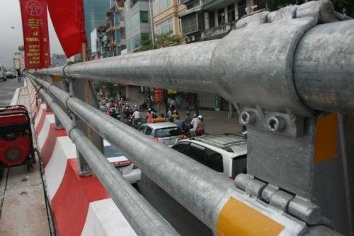 Hà Nội chi 156 tỷ đồng xây cầu vượt thép thứ 8 - 1