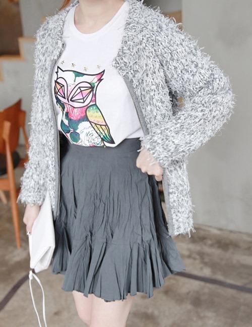 Bộ sưu tập áo cardigan của cô gái mùa xuân - 10